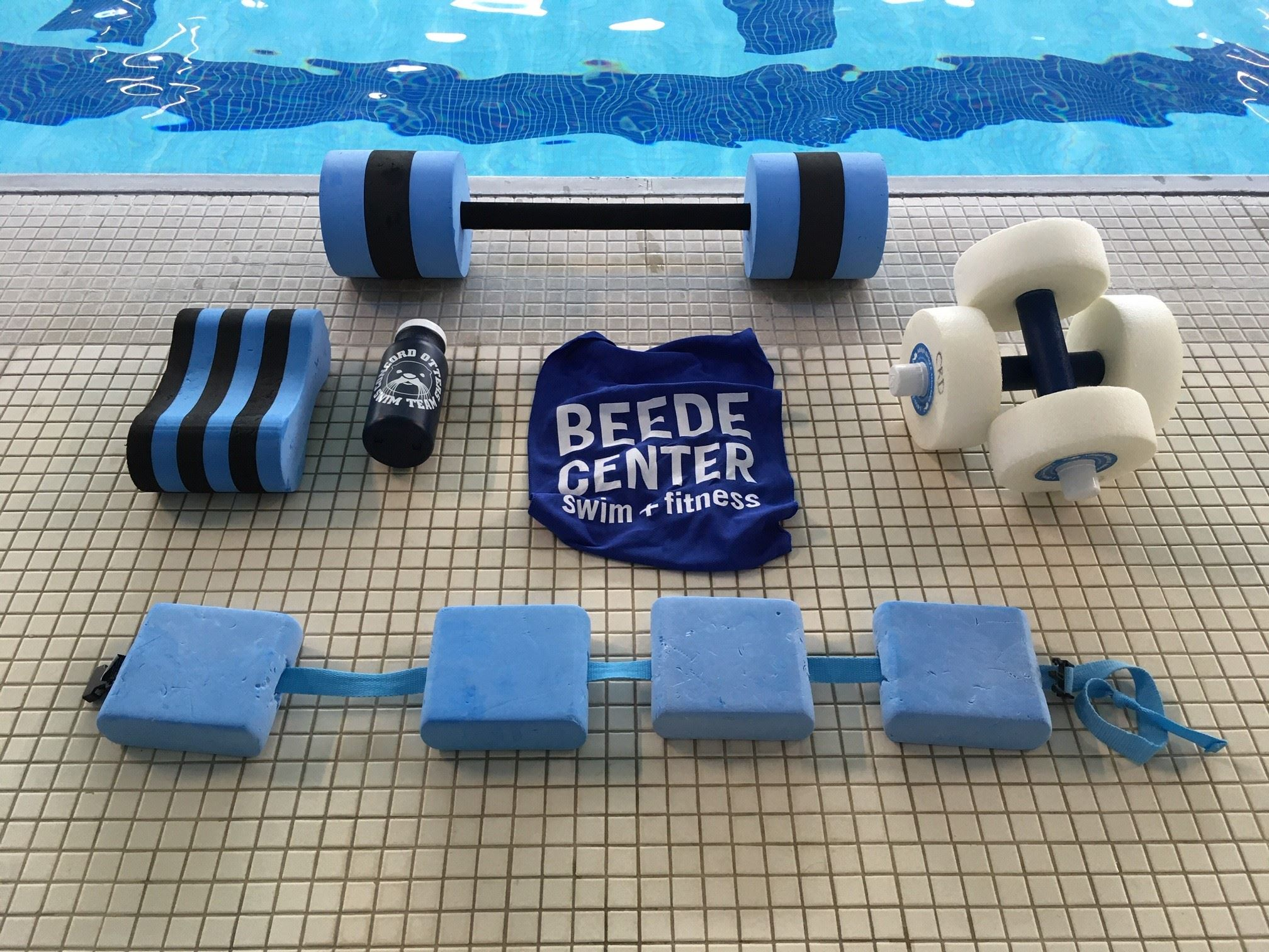 Pool Deck Equipment 2